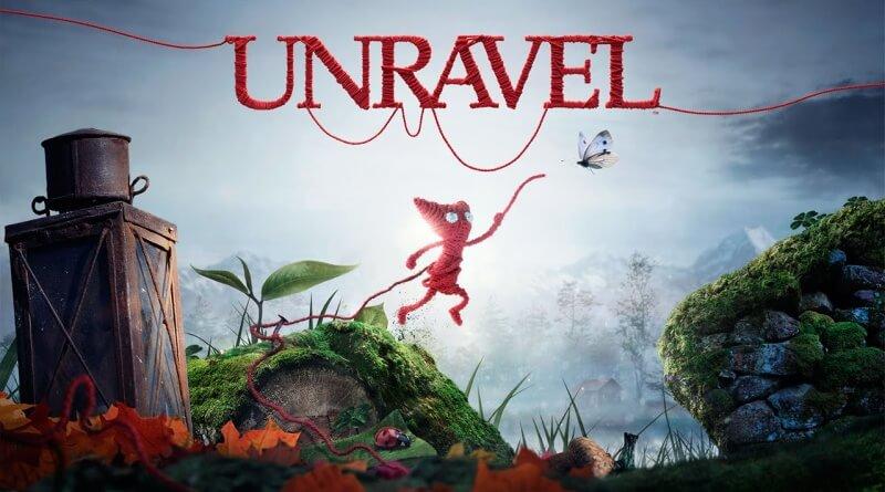 Unravel – niepozorna i dopracowana gra dla najmłodszych